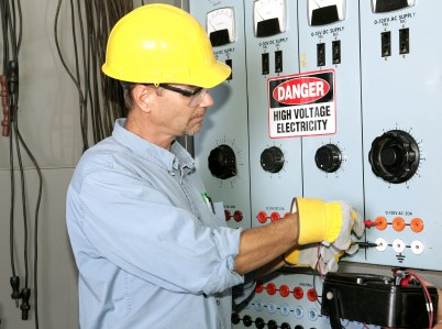 Meehan Electrical Services industrial electrician in Helen GA.